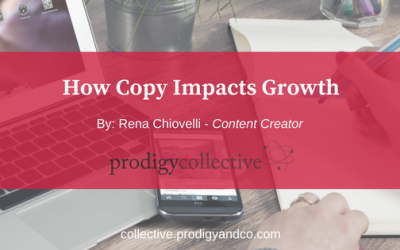How Copy Impacts Growth